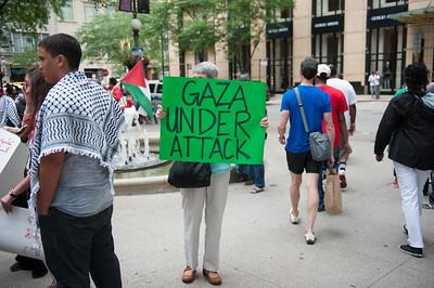 Palestine protest 7 5 14-7434