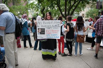 Palestine protest 7 5 14-7435