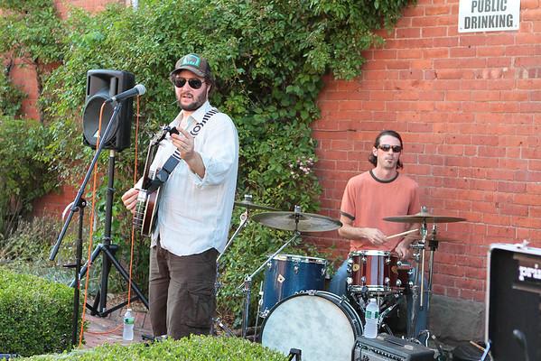 Primate Fiasco - Summer Concert Series (Community Health Center) 7/12/12