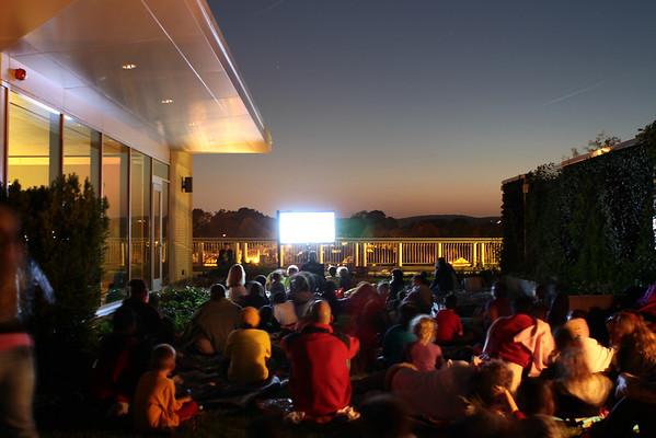 Rooftop Movie 10/5/12
