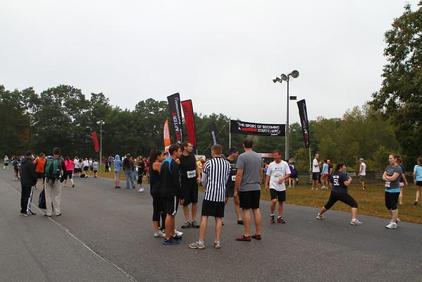 Warrior Dash / Team CHC Dashing for Jack 9/22/12 Thompson Speedway