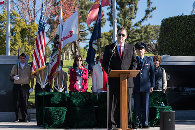 Wreaths Across America, Corona Delmar California