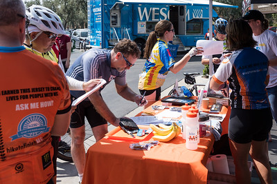 Bike MS Rally, Irvine California