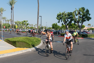 Bike MS Rally, Long Beach California