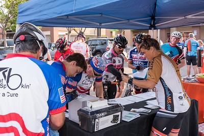 Bike MS Rally, Long Beach California