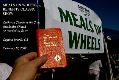 Hot Meals on Wheels Car Show - 2/12/2017