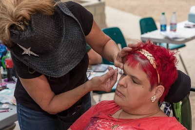 Easter Seals Camp Beauty Day - 8/9/2018