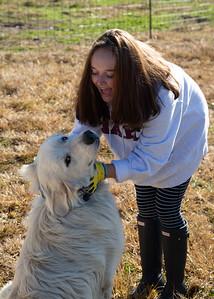 Community Service Day at Truelove Farms