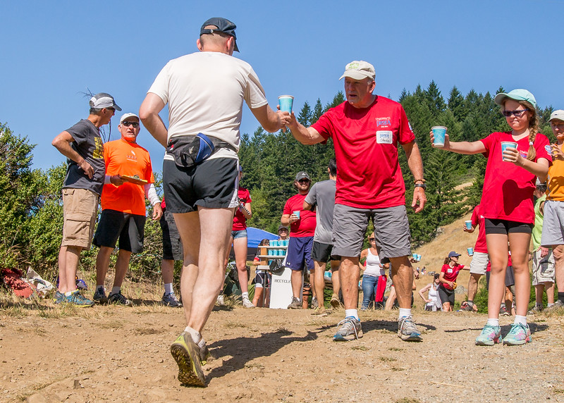 Dipsea Race Volunteers