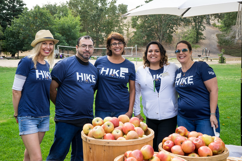 Hike for Shelter Inc Volunteers