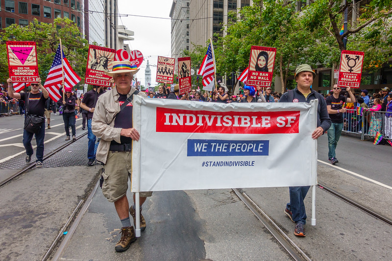 Pride 2017 - Indivisible SF