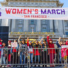 2018 Women's March - San Francisco