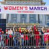 2018 Women's March - San Francisco