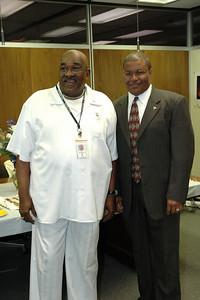 AJ Jones Retirement from City of Wichita April 2007