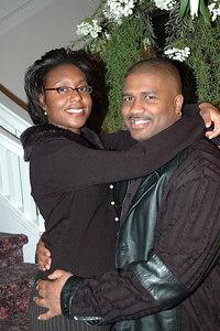 Nina Woods & Tony Dukes