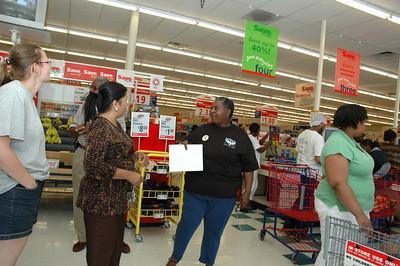 Community Events SavAlot & On Ceveland CA Fund Raiser April 2007