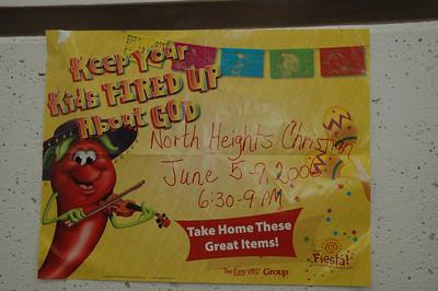 Fiesta Bible School June 2006