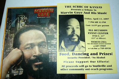 SCBRC Tribute to Marvin Gaye Party Feb 2009