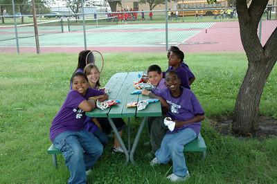 Tennis Camp June 2006