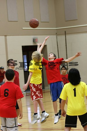 Boys Basketball 2008