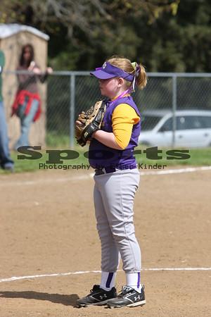 Minor Softball 2008