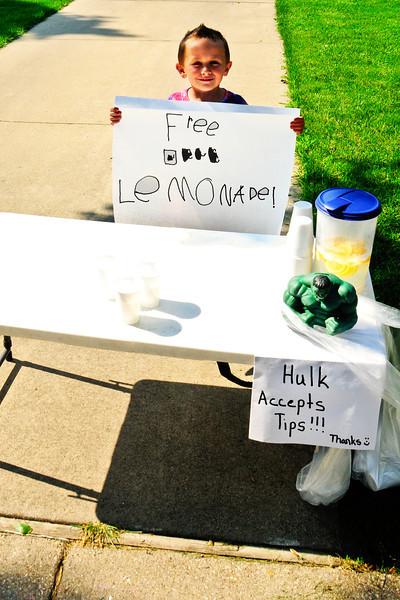 Joe R - Lemonade Stand