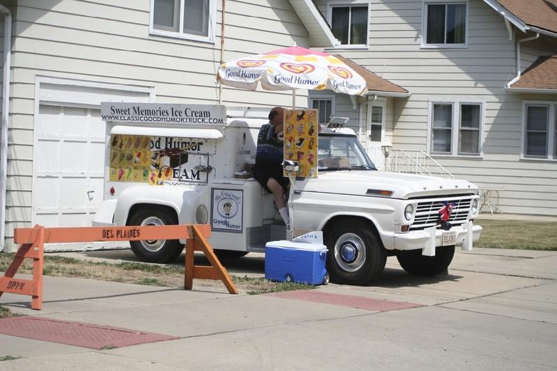 PeterKoch-Ice cream truck