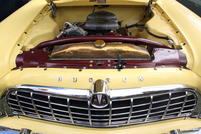 A lot of love has gone into the restoral of xxx's 195x Hudson Hornet.<br /> The (desription of engine) has taken xx years and resulted in the