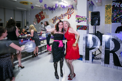 Lisa's '80's Prom Party: Happy Birthday Lisa!!
