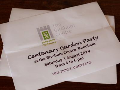 Bircham Centenary