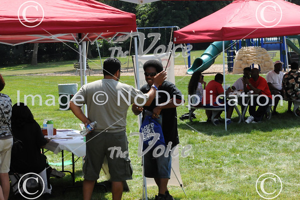 36th Annual Soulfest and Black Business Expo at Wilbert Walters Park in Aurora, Ill 8-17-13