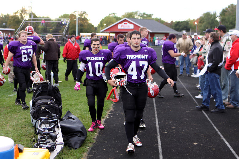 9/30/2011 - 2011 Homecoming Game - Honoring Survivors and Victims of Cancer