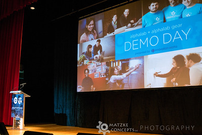 AlphaLab DemoDay Spring 2017