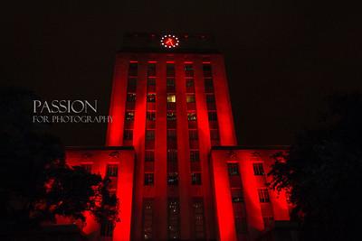 American Heart Association - Go Red Sponsorship - City Hall