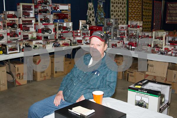 Bill Brian. Owner of Bill's Toys Shop.