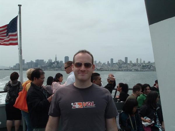 VDL-Stan Brock in San Francisco