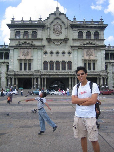 VDL-Jay Chow in Guatemala City
