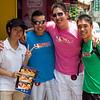 VDL-VNgo JLiu KWong in front of Bing Guan, Taipei, Taiwan