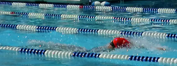 Sara DeWitt Backstroke