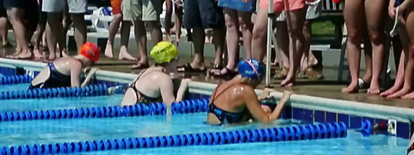 Lauren Marsden Backstroke Start