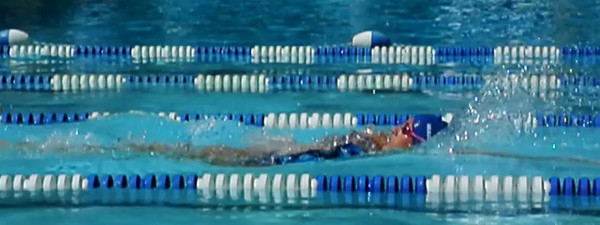 Lauren Marsden Backstroke