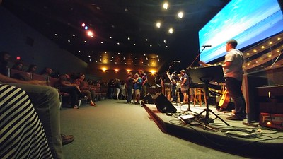 Beaches Vineyard - Multi-church worship service 4/30/17
