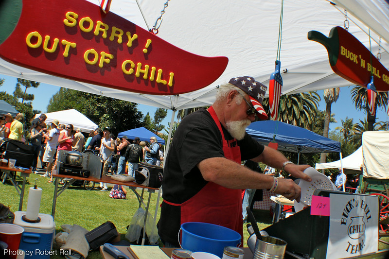 Ah well… all good things must come to an end.  <br /> See you next year for the fourth annual Country Music Festival and Chili Cookoff!