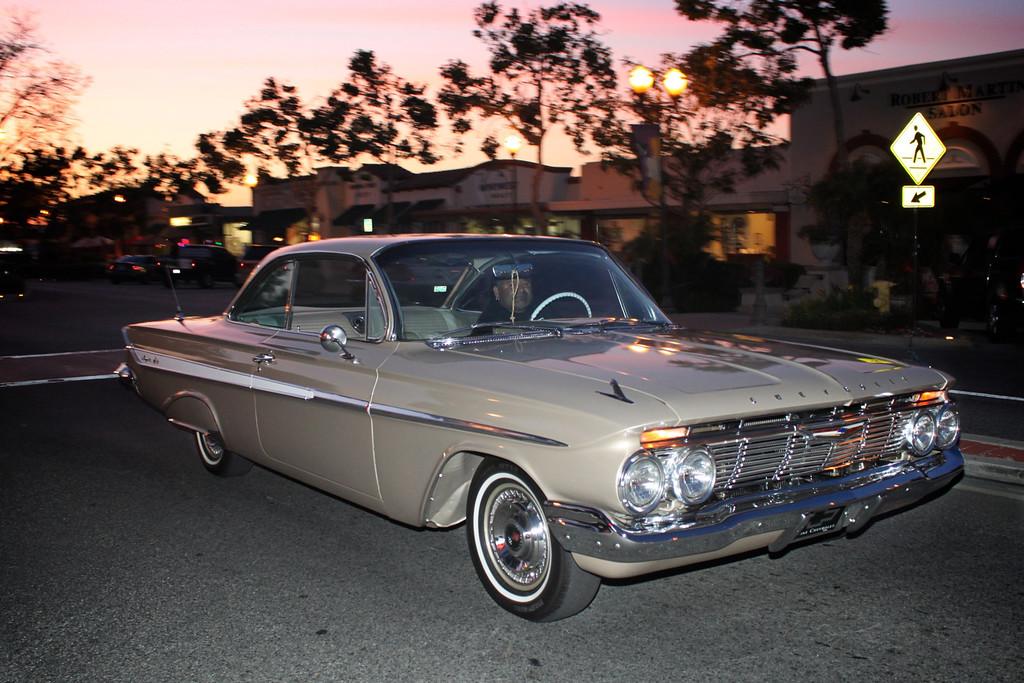 J. Banuelos<br /> '61 Impala