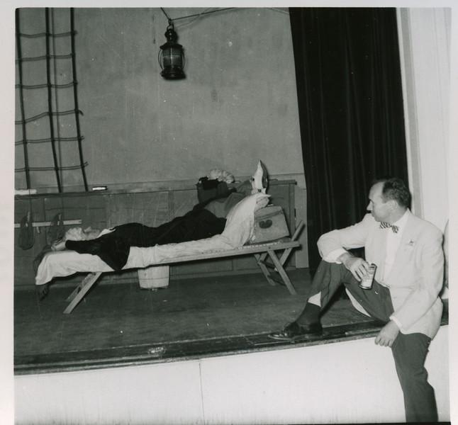 Rehearsal 1956