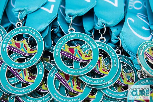 Celma Mastry Ovarian Cancer Foundation Race 2017