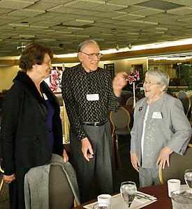 Looks like Olga and Larman Wilson -- with Jo Smith?