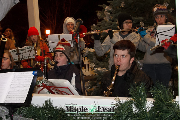 Chardon Tree Lighting