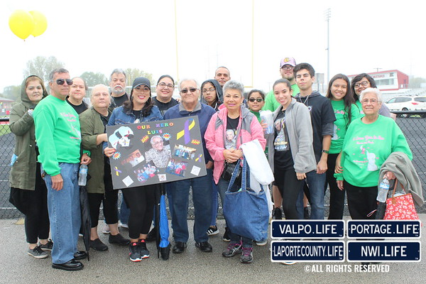 15th Unite and Fight Cancer Walk 2018