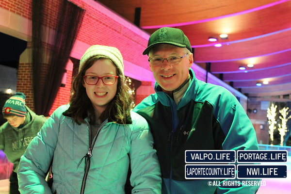 Valpo Parks Foundation First Skate 2018